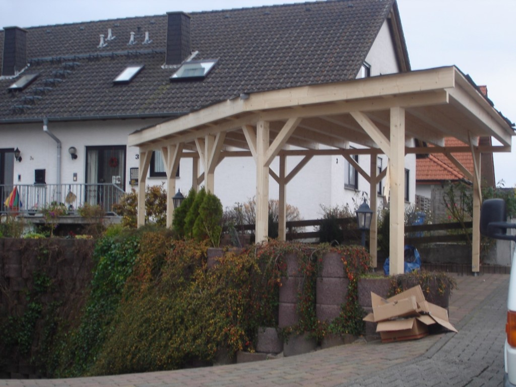 Carport Wiesbaden