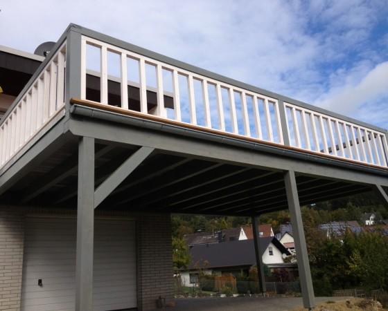 Balkon 4 Holzhausen
