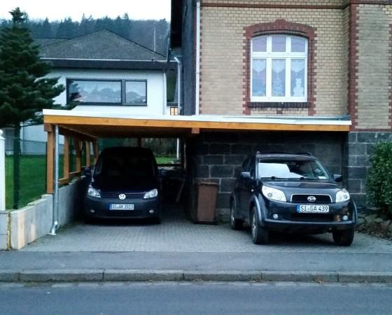 Carport 3 Niederdresselndorf