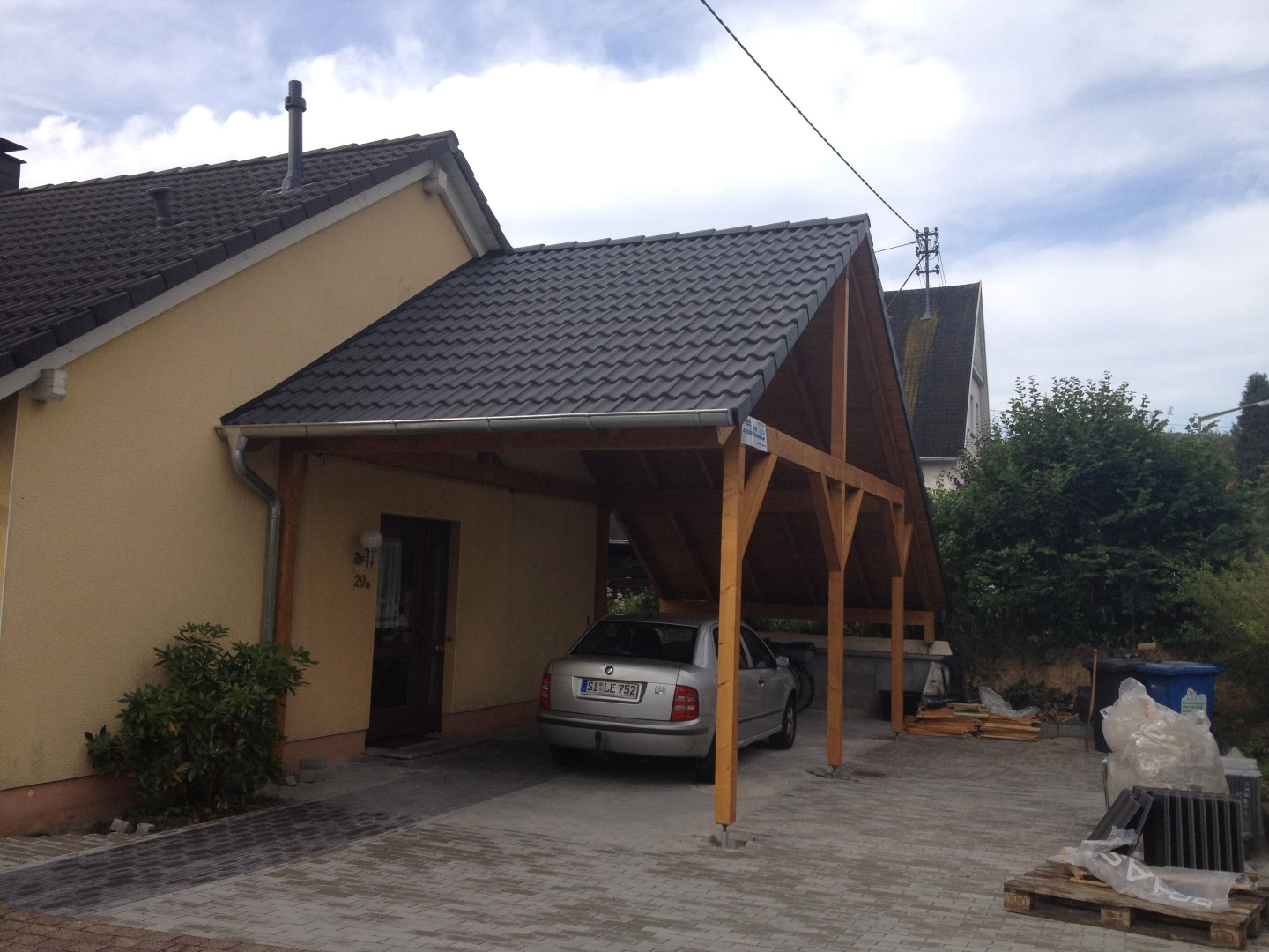 Carport-Holzhausen1-1