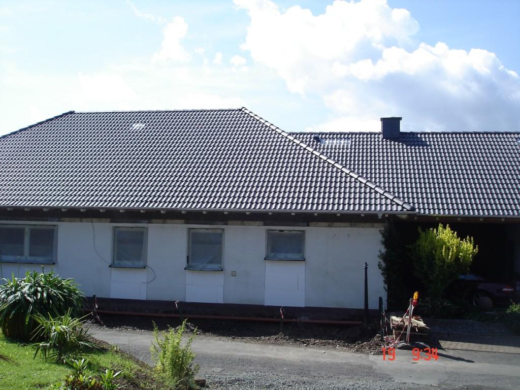 Dachsanierung 2 Allendorf