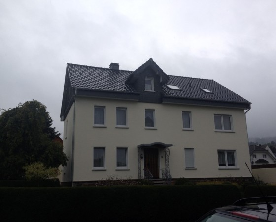 Dachsanierung 3 Holzhausen