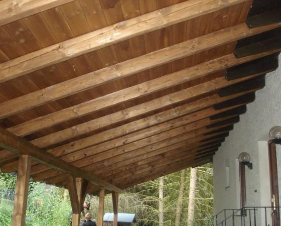 Dachverlängerung