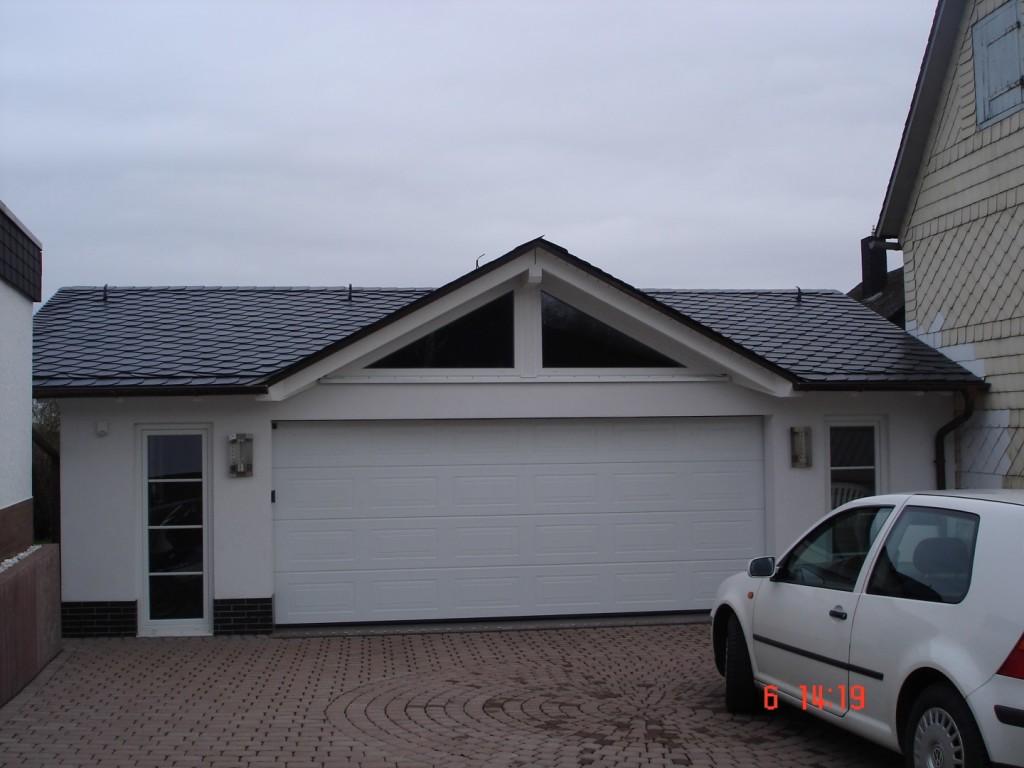 Garage 1 Holzhausen